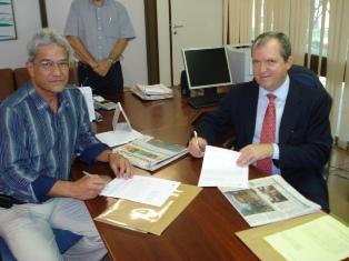 Jucese e TCU firmam acordo de Cooperação Técnica