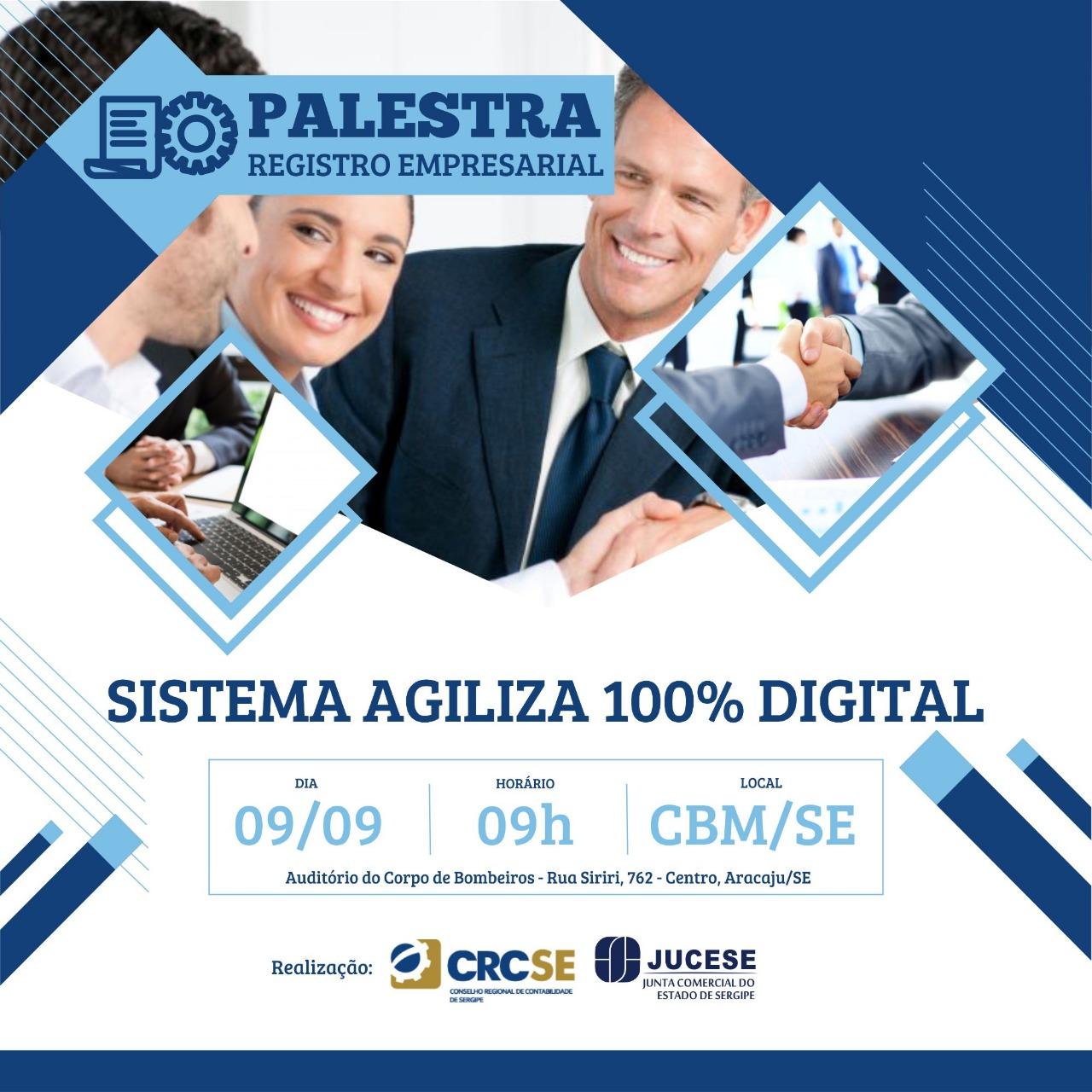 Aracaju receberá mais uma edição da palestra sobre registro digital